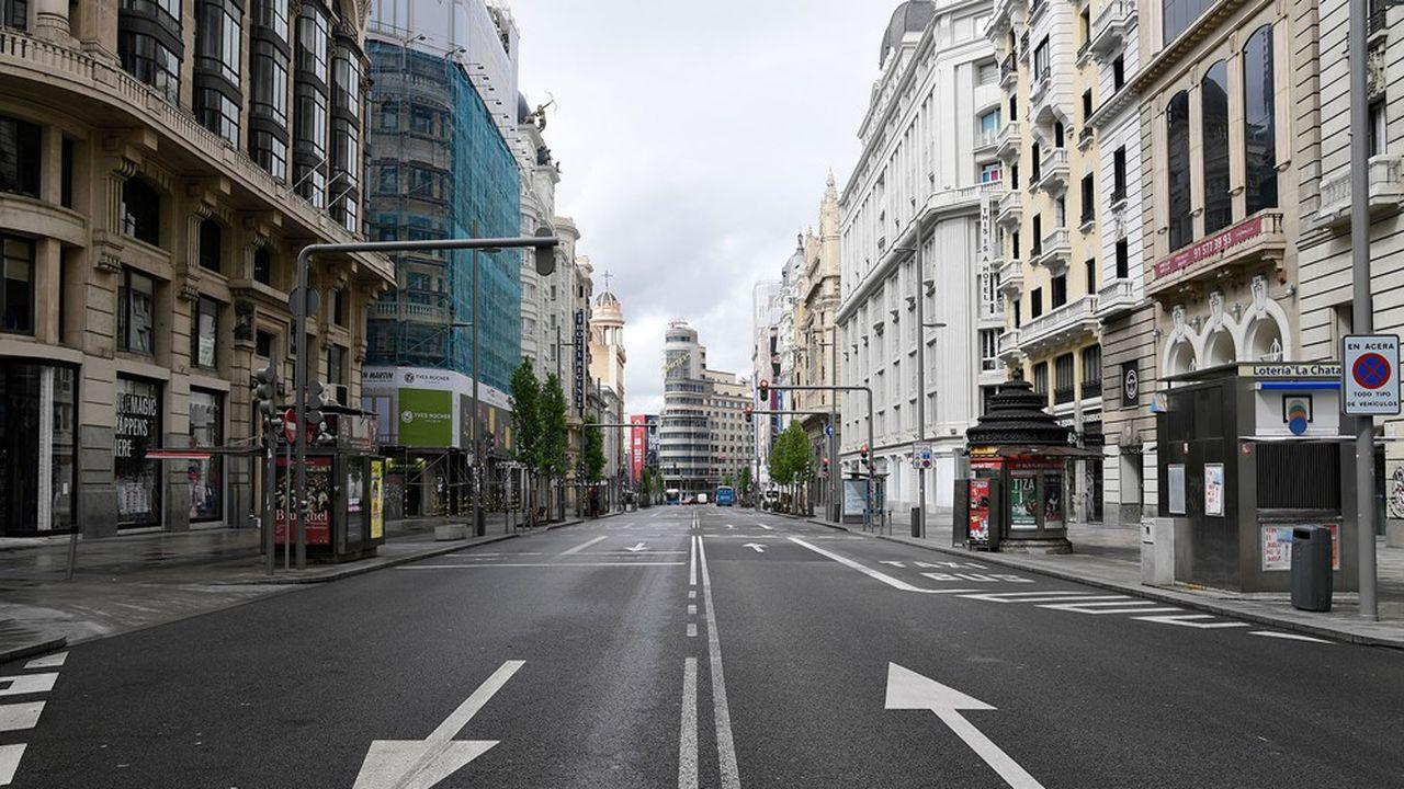 Le gouvernement et la région de Madrid s'affrontent sur les modalités d'un reconfinement de la capitale.