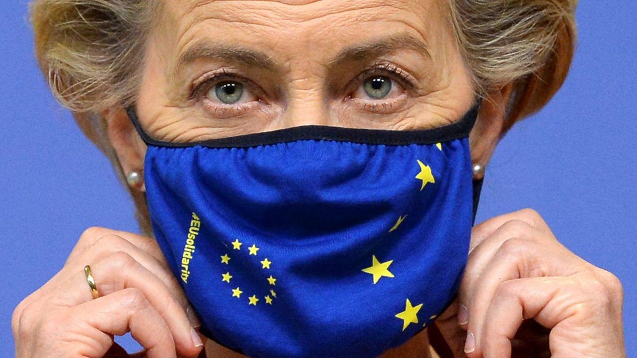 «Ce matin, la Commission a décidé d'envoyer une lettre de mise en demeure au gouvernement britannique. Il s'agit de la première étape d'une procédure d'infraction», a annoncé sans trembler Ursula von der Leyen.