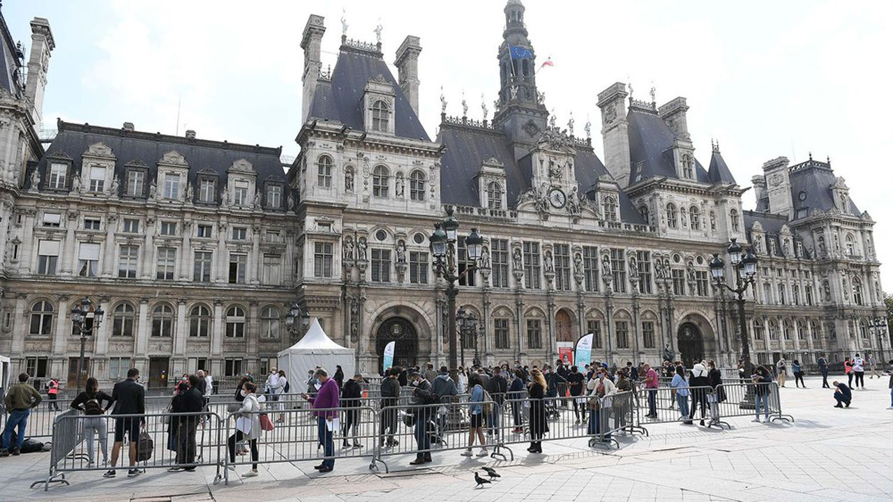 La mairie de Paris estime le coût global de la crise sanitaire à 800millions d'euros.