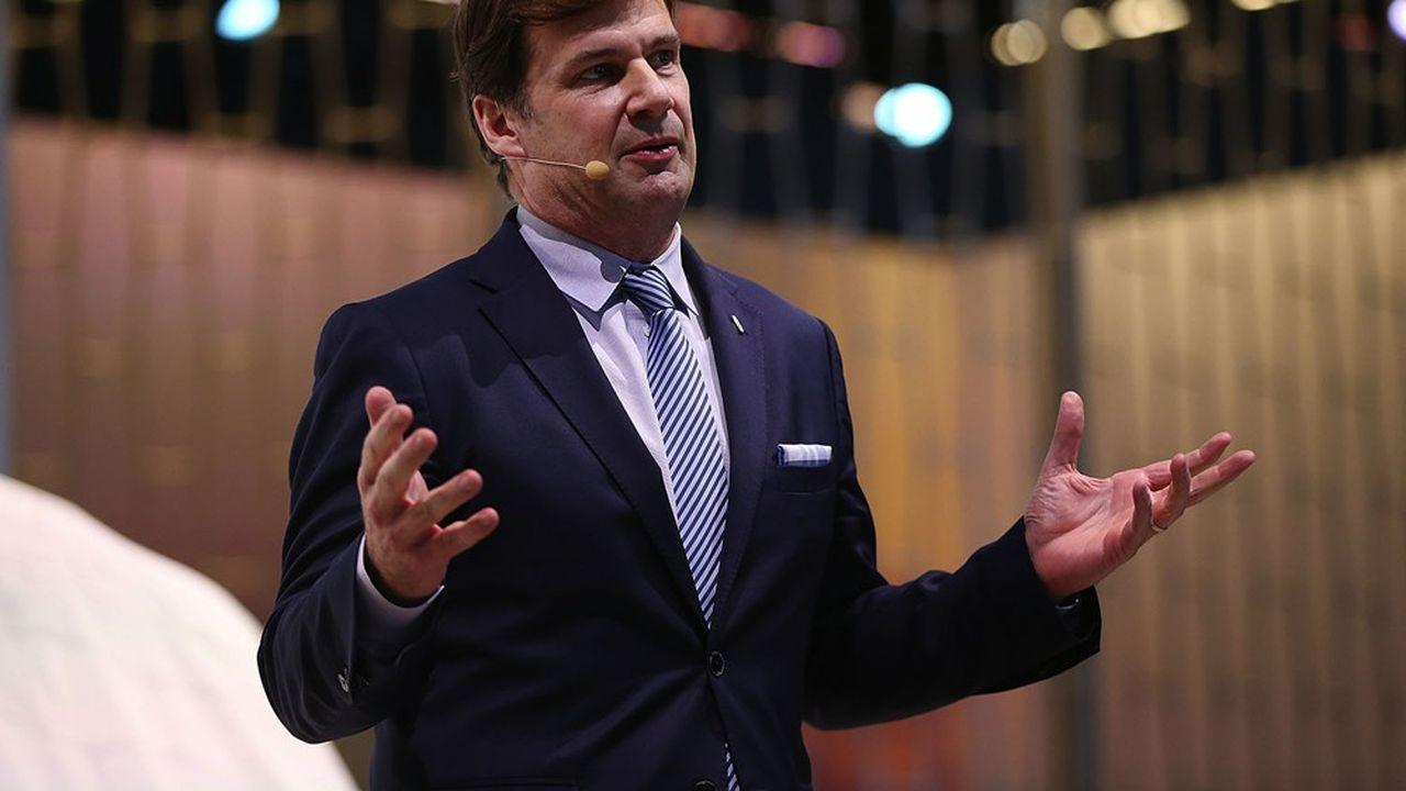 Entré chez Ford en 2007, Jim Farley a pris ses fonctions de CEO ce jeudi 1eroctobre, en remplacement de Jim Hackett parti à la retraite.