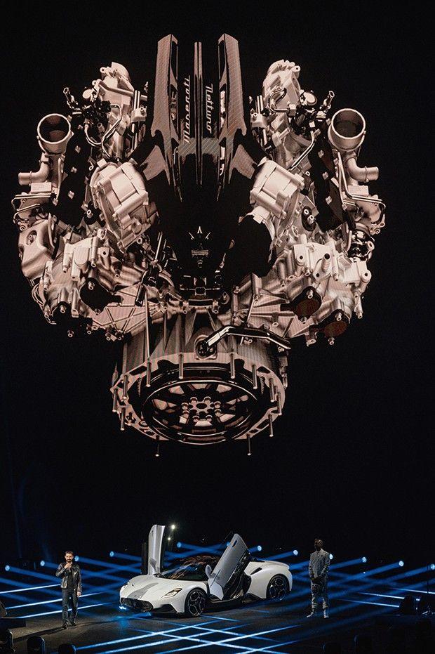 Un moteur 100% Maserati, digne de la F1 : vitesse de pointe de plus de 325 km/h.