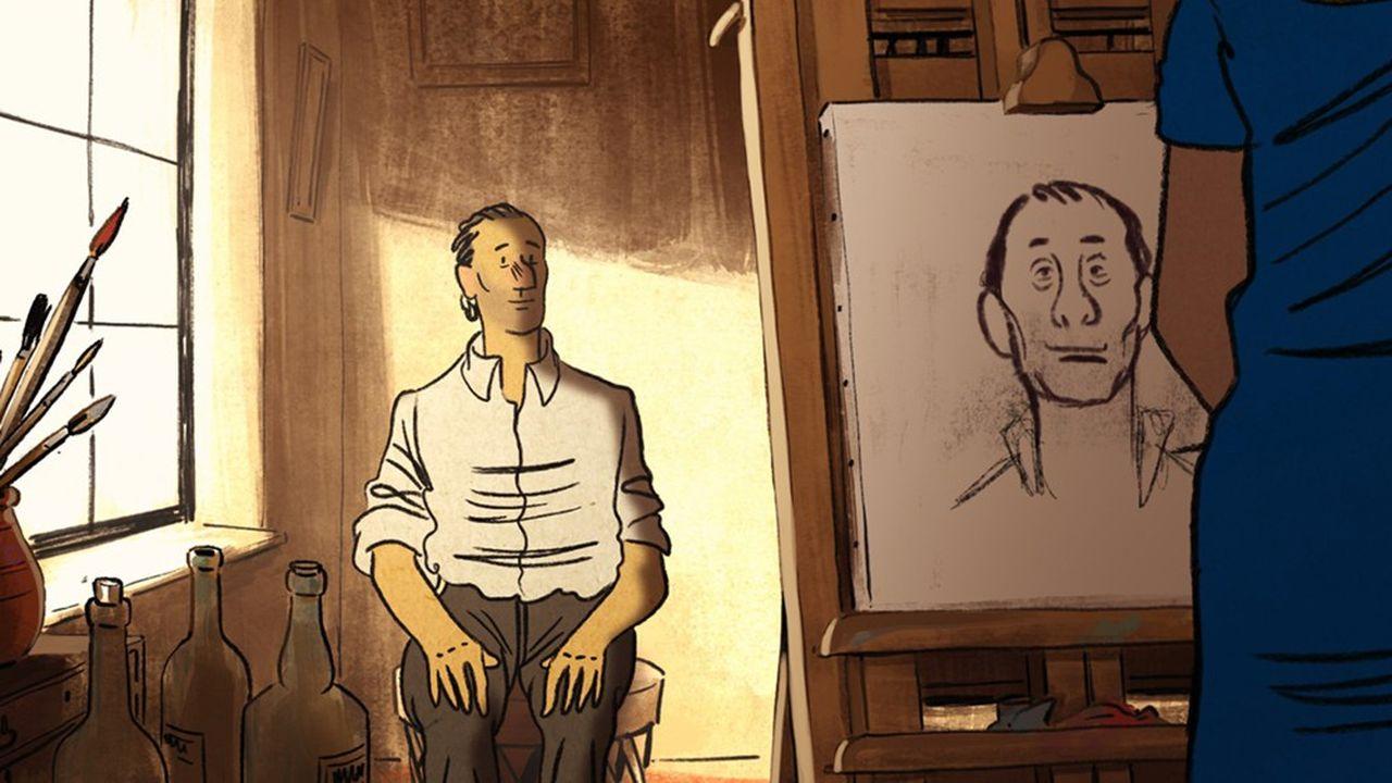 « Josep », film d'animation réalisé par Aurel