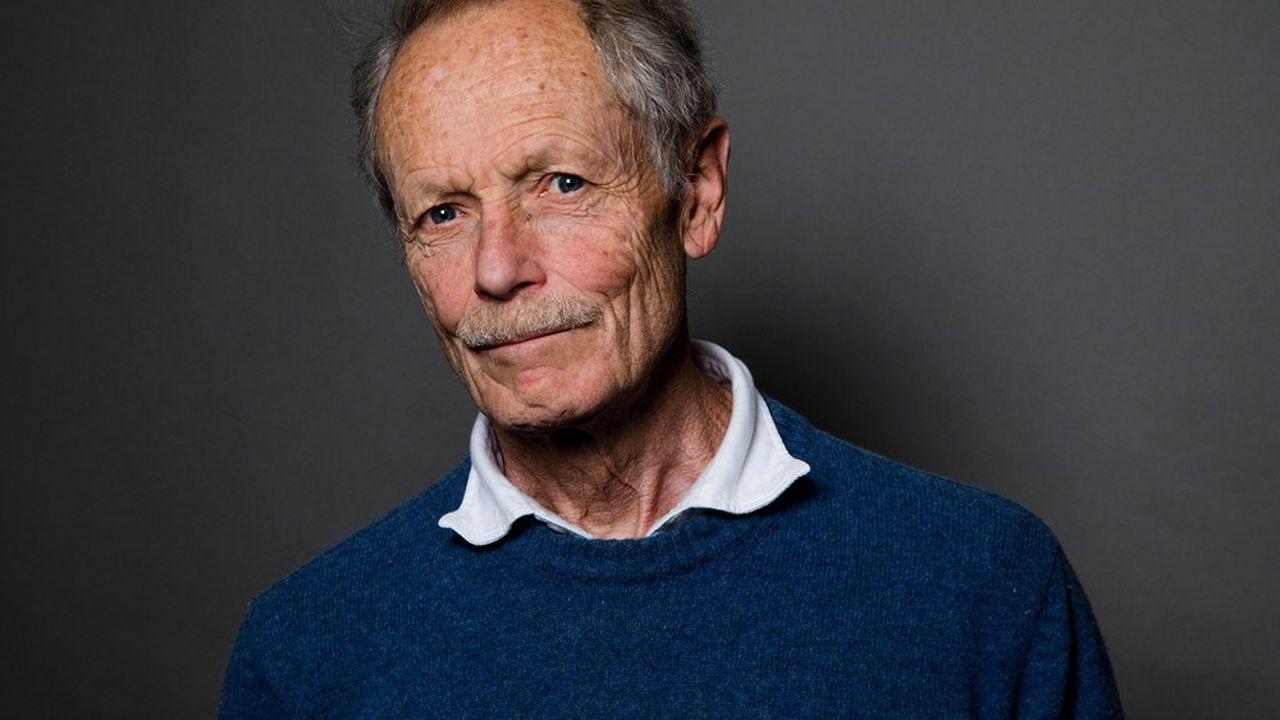Erri De Luca, écrivain et militant.