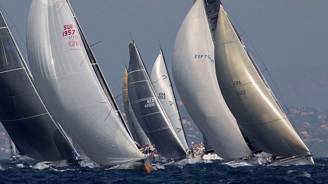 Deux cents des plus beaux voiliers du monde sont attendus, sur deux semaines, dans le golfe de Saint-Tropez.