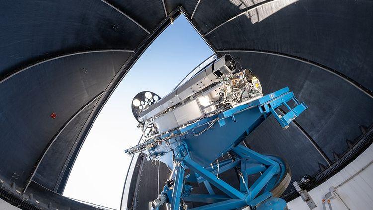 Le fameux coronographe permet d étudier le soleil en reproduisant le phénomène d éclipse totale.
