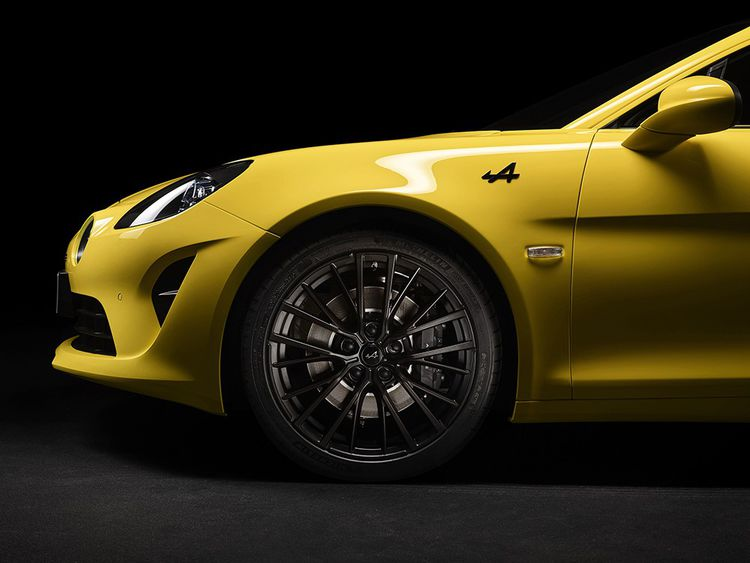 L'Alpine A110 Color Edition 2020.