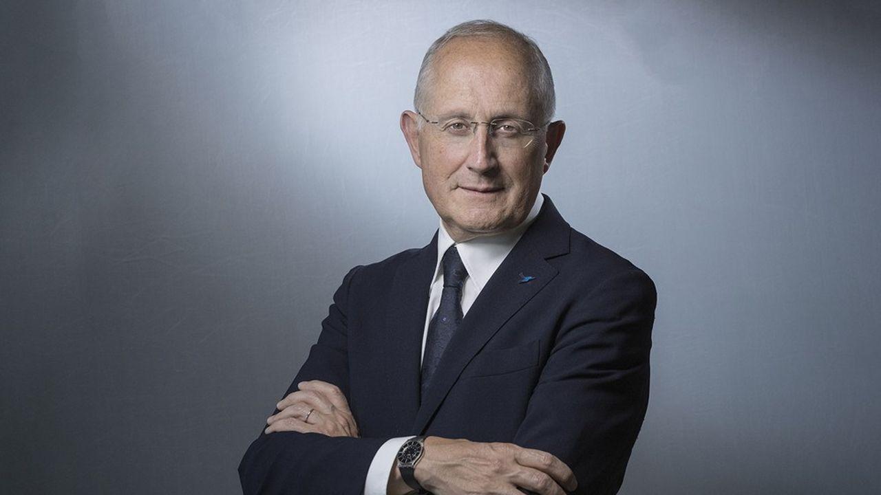 En début d'année, Philippe Wahl a été reconduit pour cinq ans à son poste de PDG du groupe La Poste.