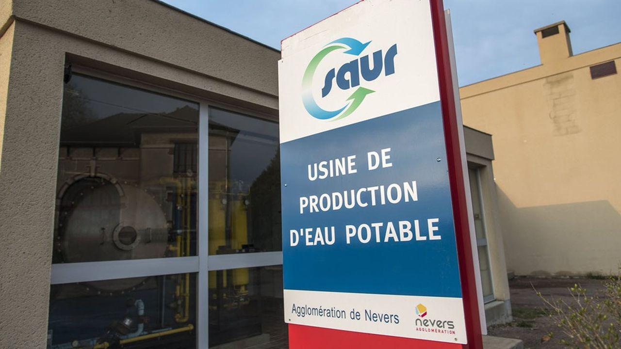 Le fonds d'investissement Ardian a été actionnaire de la Saur, la société de traitement des eaux plombée par près de 2milliards d'euros de dette.