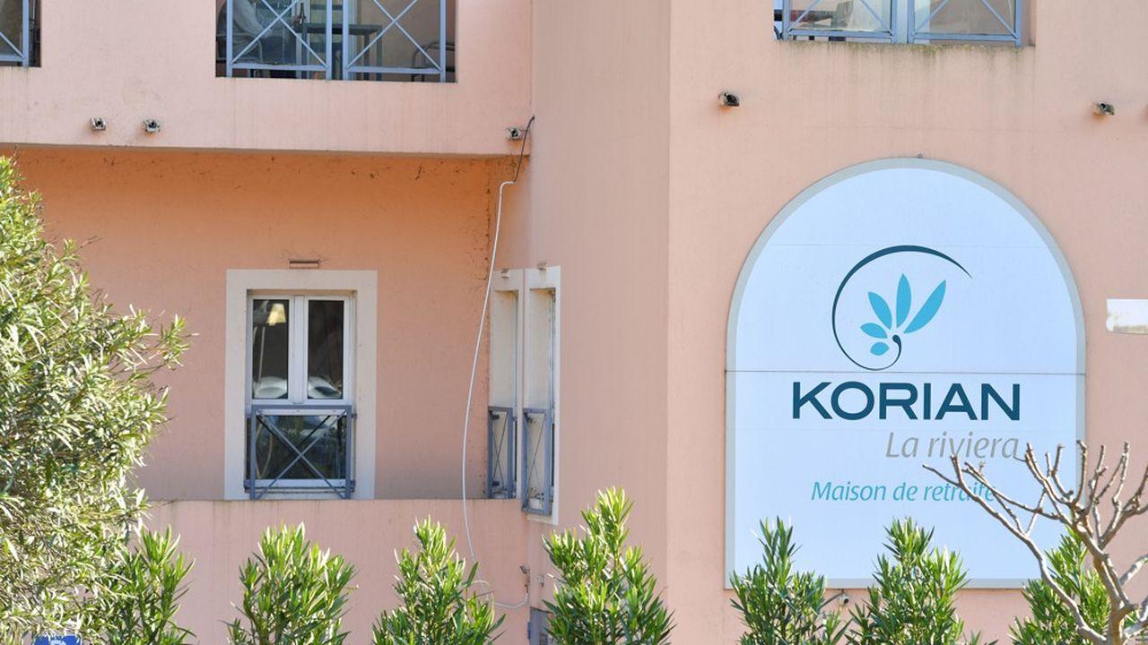Korian, Le numéro un européen des services aux personnes âgées ou fragiles se porte acquéreur d'Inicéa