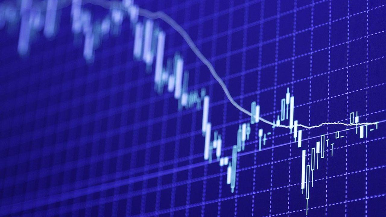 La semaine dernière, l'indice boursier des principales banques européennes a atteint son niveau le plus bas depuis sa création en 1991.