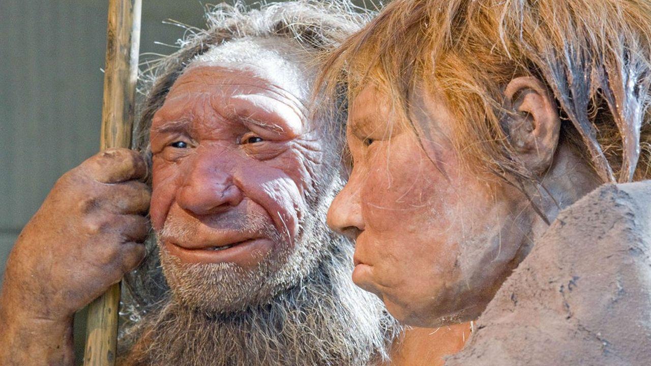 La séquence d'ADN à risque est identique à celle trouvée dans l'ADN fossilisé d'un homme de Neandertal.