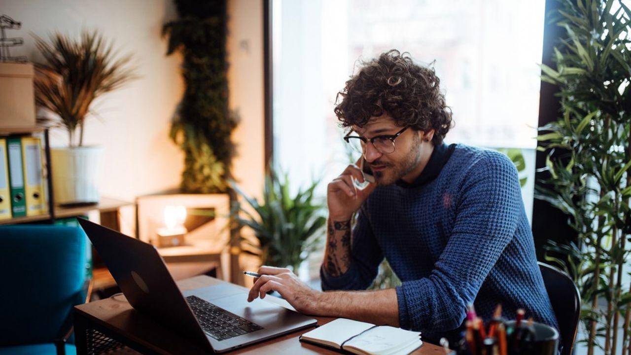 Les employés européens sont prêts à 78% à télétravailler de manière occasionnelle