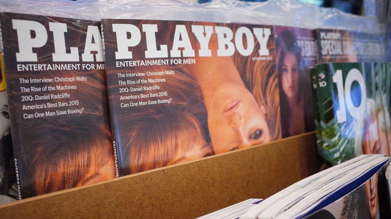 Le magazine n'est plus imprimé aux Etats-Unis depuis le printemps.