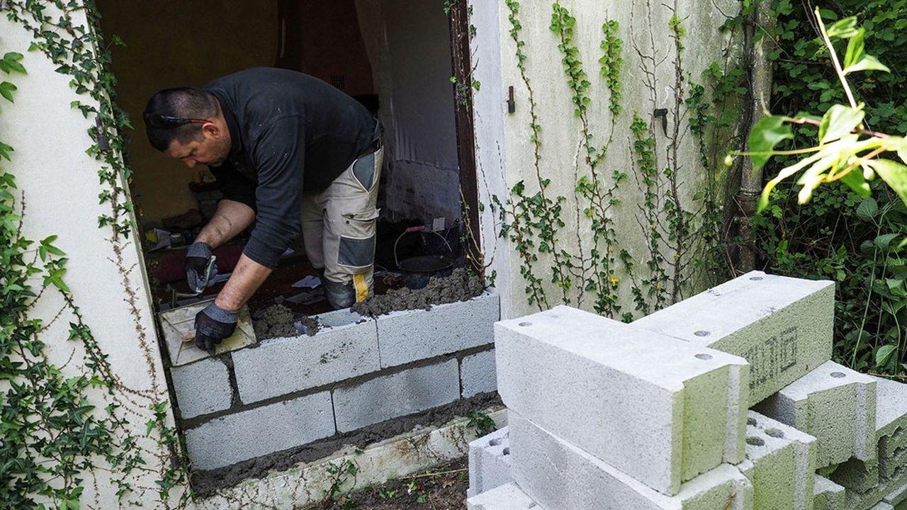 Immobilier: un nouveau dispositif anti-squatteurs adopté