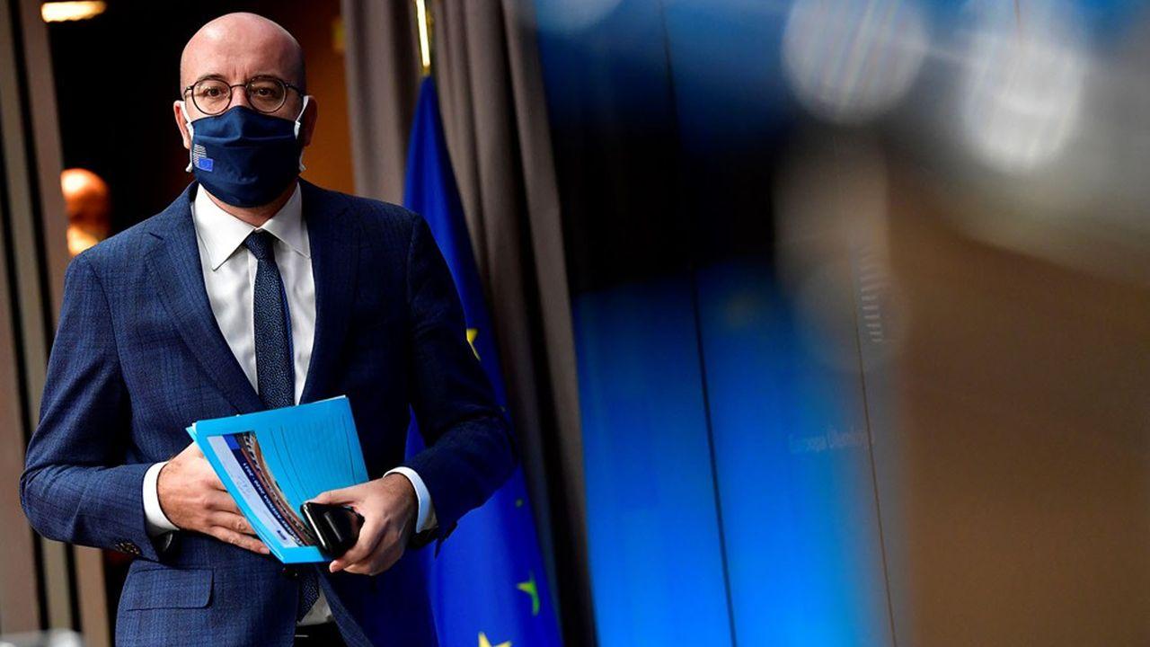 Les dirigeants européens se sont entendus, vendredi, autour du président du Conseil, Charles Michel, sur une vision partagée d'une Union européenne plus souveraine en matière économique et industrielle.