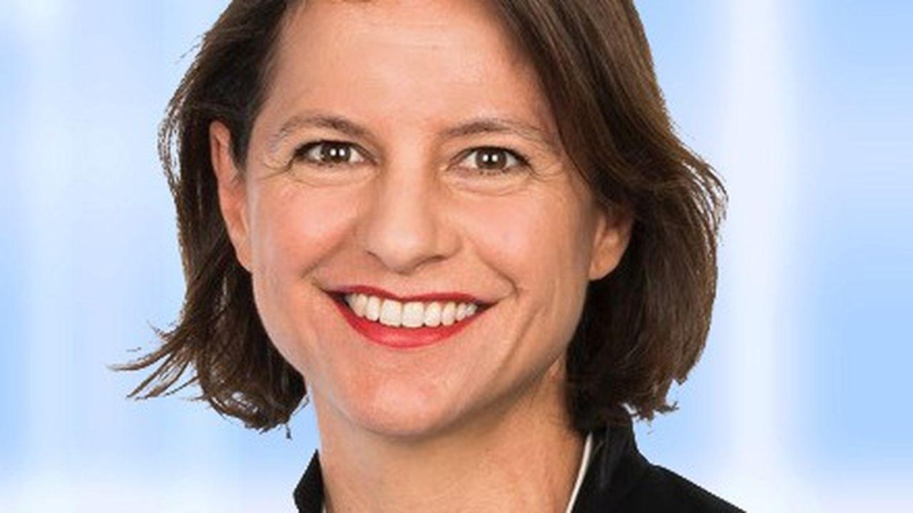Catherine MacGregor, 48 ans, a fait l'essentiel de sa carrière chez l'américain Schlumberger, numéro un mondial des services parapétroliers.