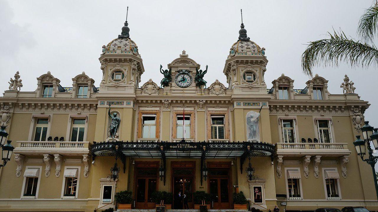 Le casino de Monte-Carlo, propriété de la Société des Bains de Mer, a lui aussi souffert de la crise sanitaire.