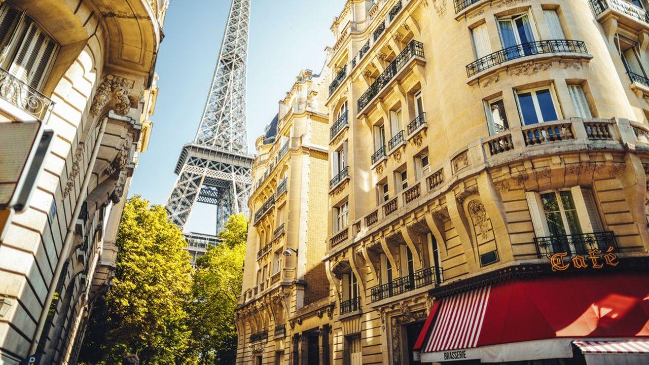 63% des Français les plus aisés interrogés par l'Observatoire de la banque privée comptent investir dans l'immobilier ces prochains mois.