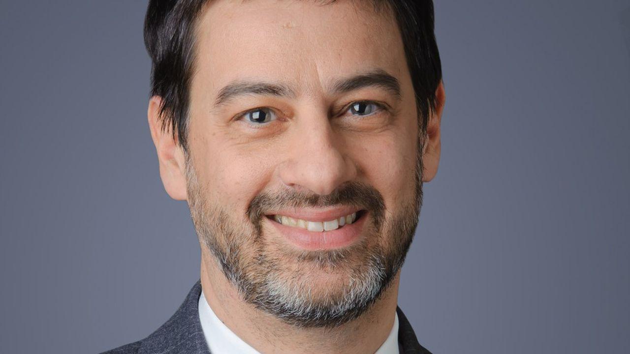 Julien Kauffmann, PDG France d'American Express GBT