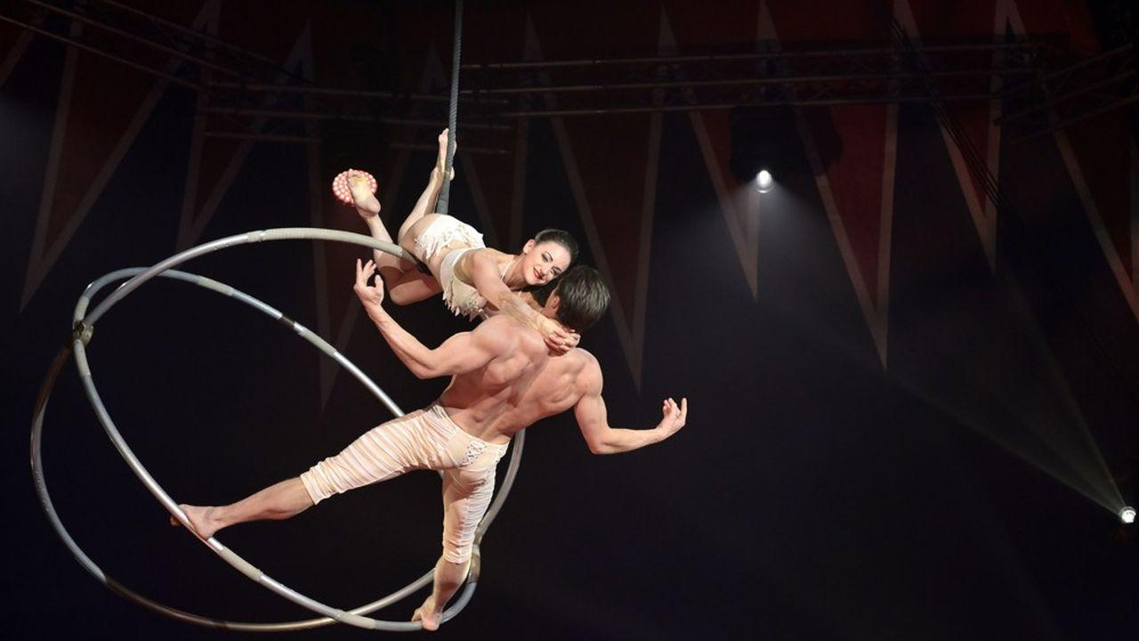 Le Festival du cirque de Massy est organisé tous les ans depuis 1993.