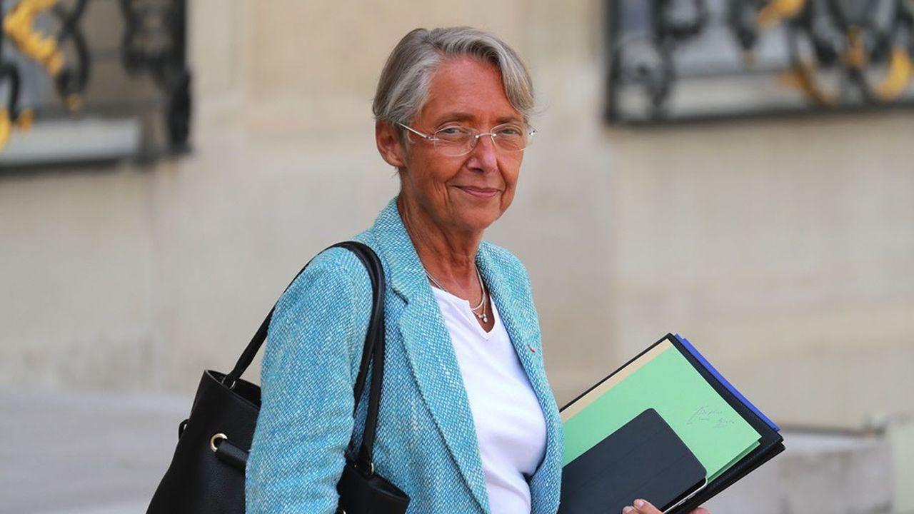 Elisabeth Borne, ministre du Travail.