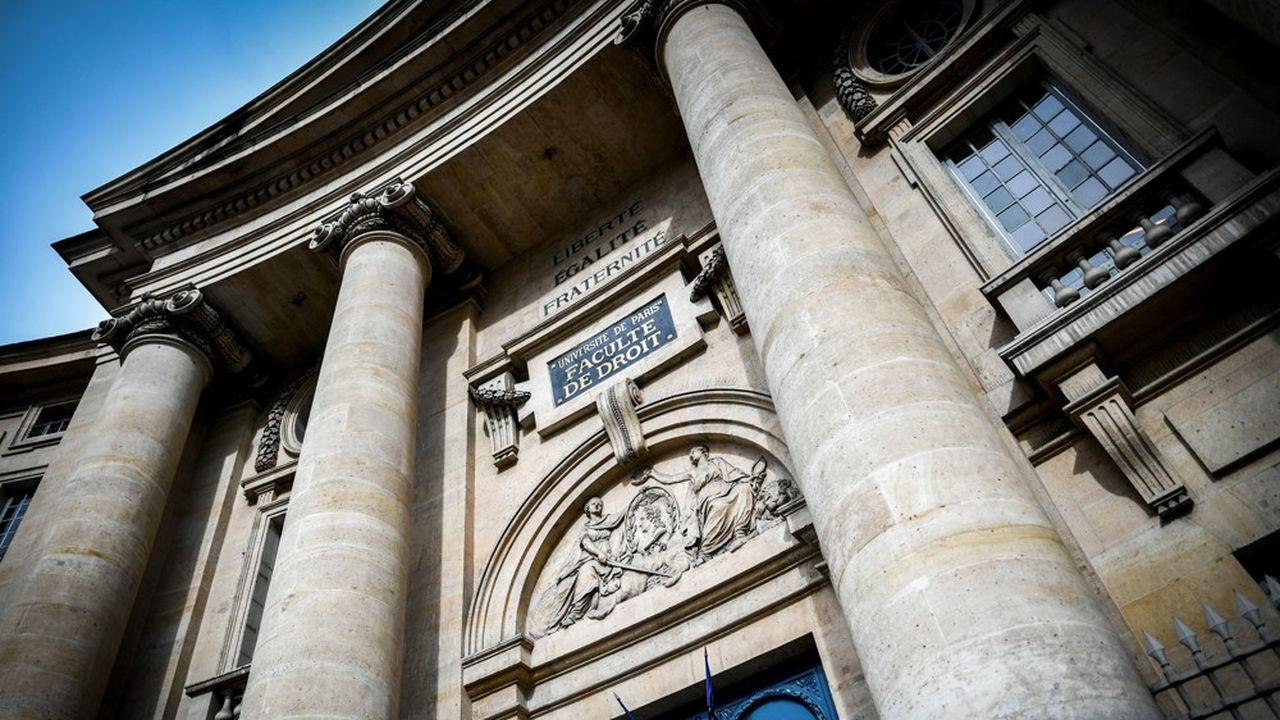 «La situation des facs est catastrophique», a lancé dimanche la maire de Paris, Anne Hidalgo (photo: Paris 1 Panthéon Sorbonne).