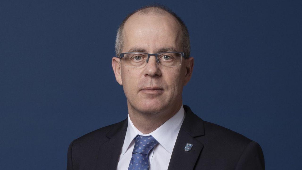 Olivier Lesbre, directeur général de l'ISAE-Supaero.