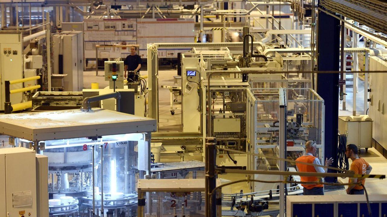Chez Kimberly-Clark, à Villey-Saint-Etienne, la facture énergétique a baissé de 8% en un an