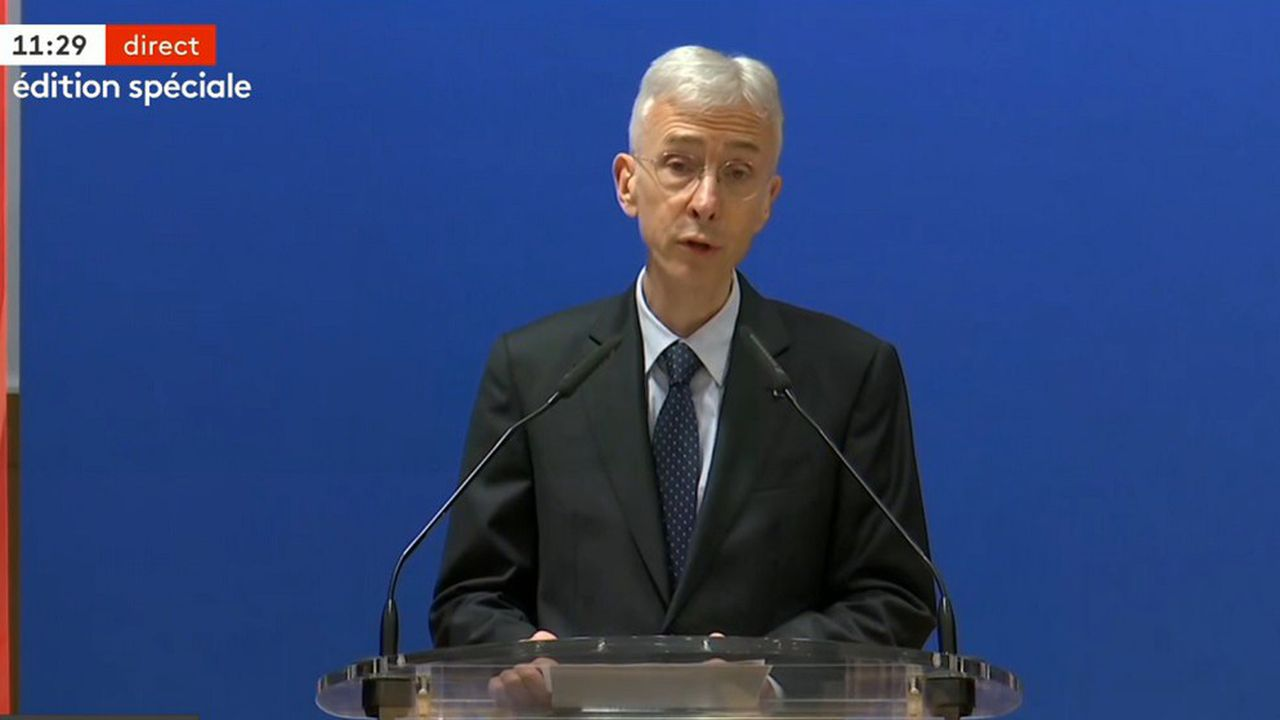 Le préfet de police Didier Lallement tient à 11h30 une conférence de presse aux côtés d'Anne Hidalgo pour détailler les nouvelles mesures sanitaires à Paris.