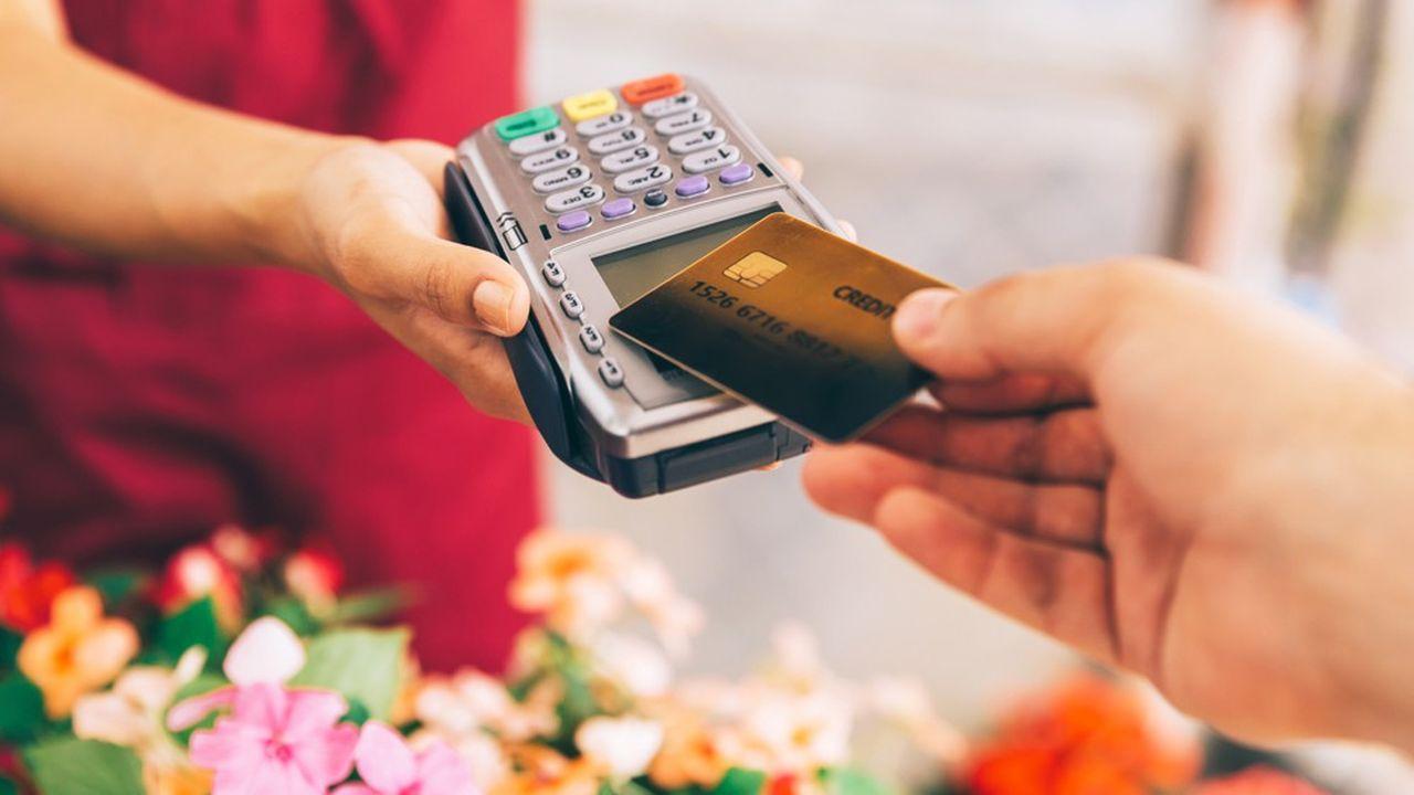 Les paiements par carte représentent cette année dans l'Union européenne 55% des transactions non cash.