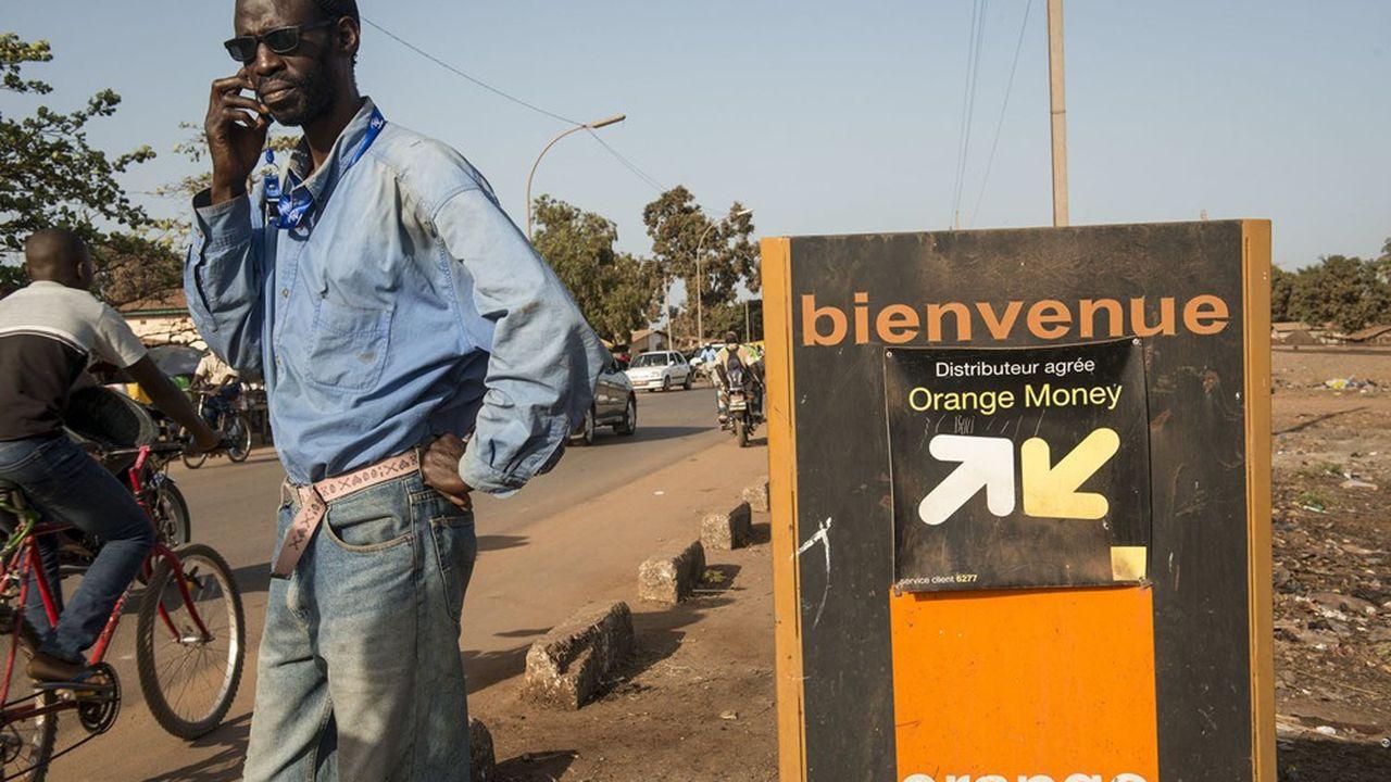 Orange est présent dans 18 pays d'Afrique et du Moyen Orient et compte dans la région 124millions de clients.
