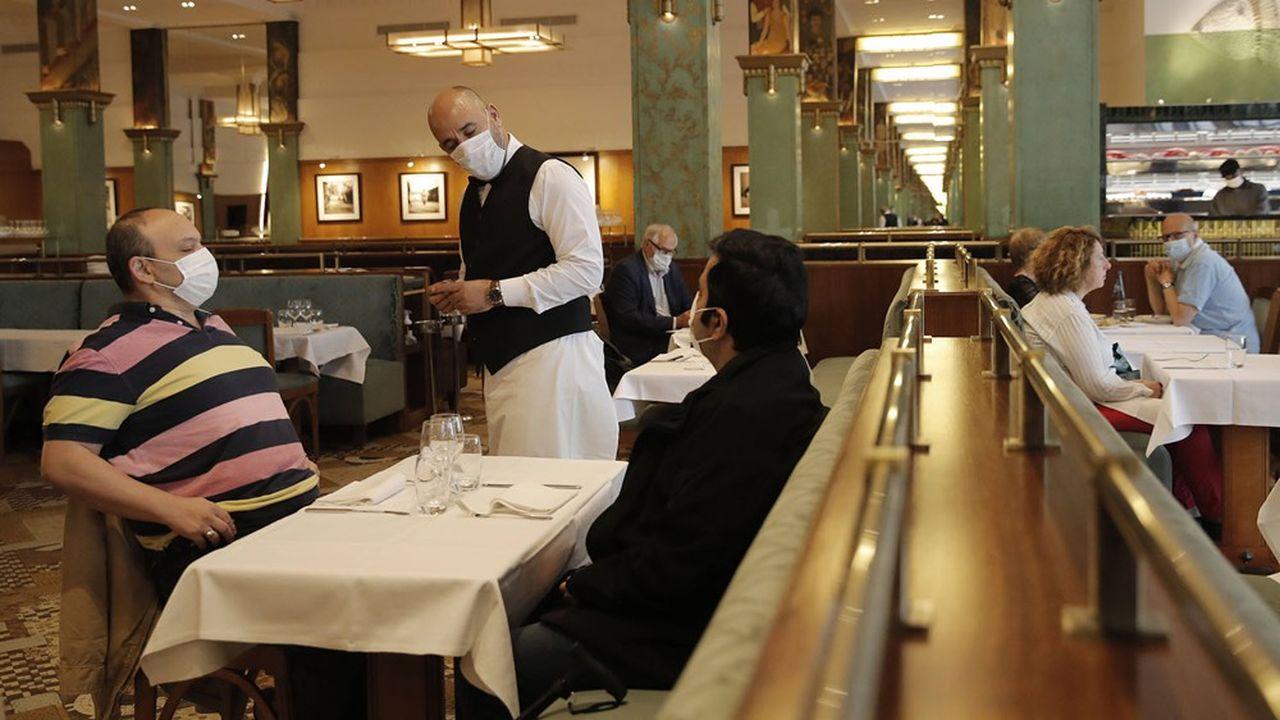 La profession avait multiplié en amont les propositions pour éviter la fermeture des restaurants.