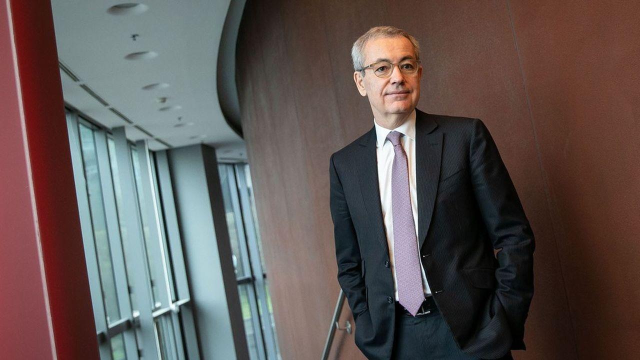 Jean-Pierre Clamadieu préside le conseil d'Engie, qui compte treize membres, dont trois représentants de l'Etat.
