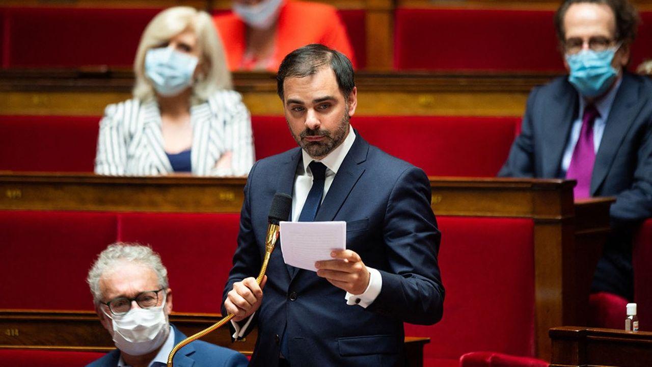 Laurent Saint-Martin veut muscler le dispositif du plan de relance pour les TPE.