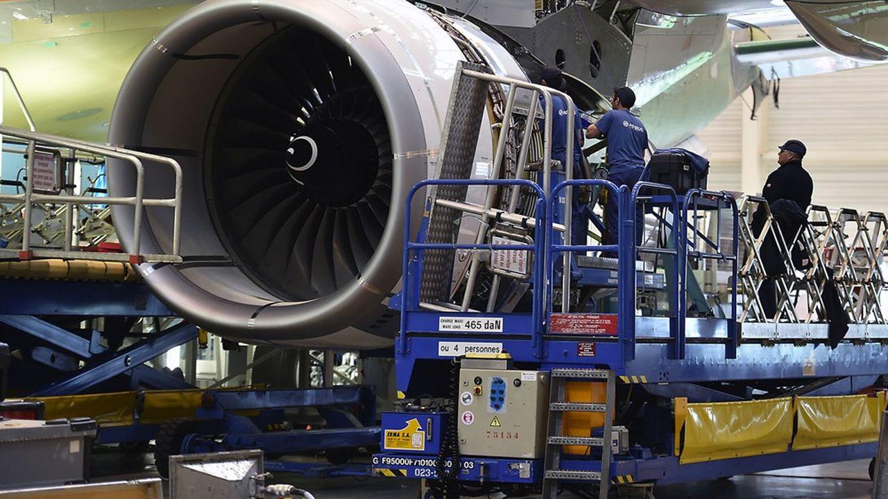 Le secteur aéronautique, qui souffre beaucoup de la crise, sera un des bénéficiaires du plan de relance.