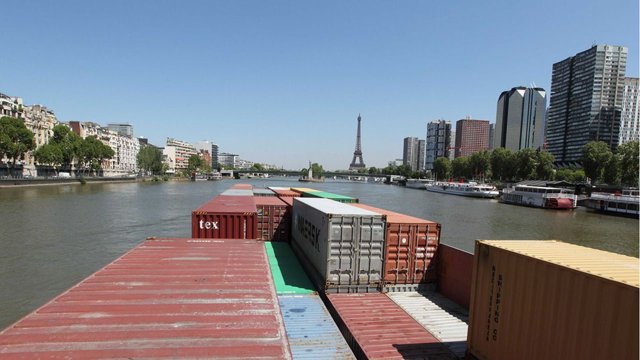 Le transport fluvial français, qui avait enregistré une hausse totale de son trafic de plus de 10% en 2019, sera touché cette année par la crise sanitaire, de façon variable selon les secteurs clients.