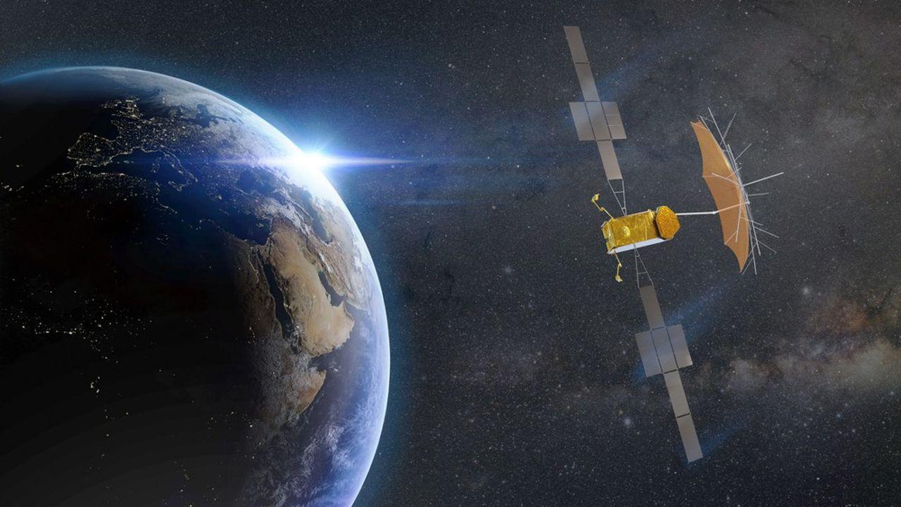 En 2002, un satellite d'observation de la Terre pesait 3 tonnes. Les prochains satellites de la constellation Lion ne pèseront que 350kg et offriront des images en quasi temps réel.