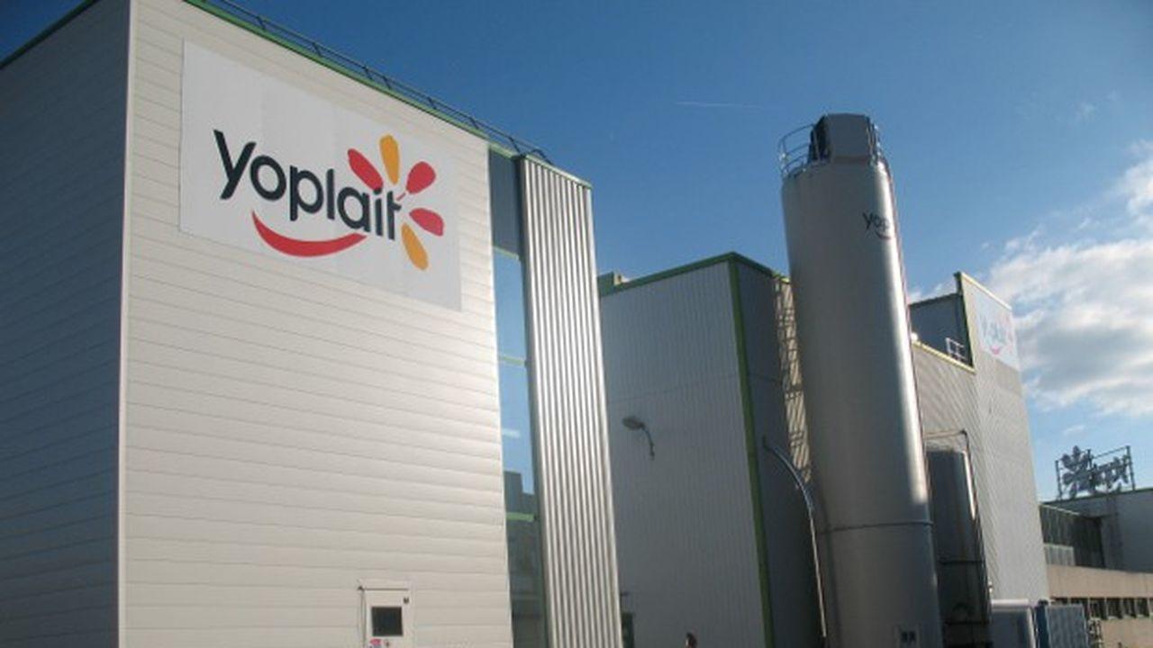 Yoplait va injecter 100.000euros dans des aménagements de son outil de production.