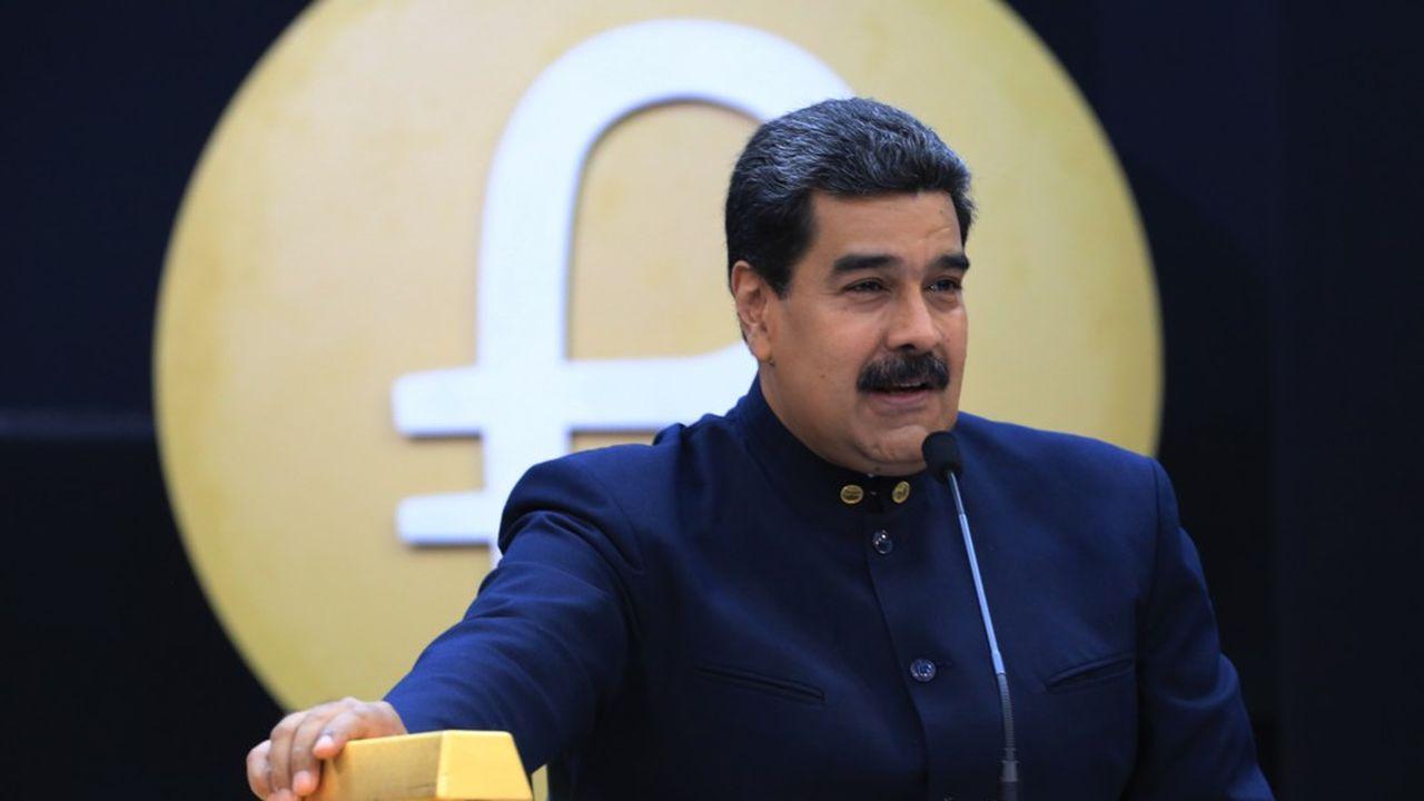 Nicolás Maduro cherche à remettre la main sur l'or stocké à la Banque d'Angleterre.