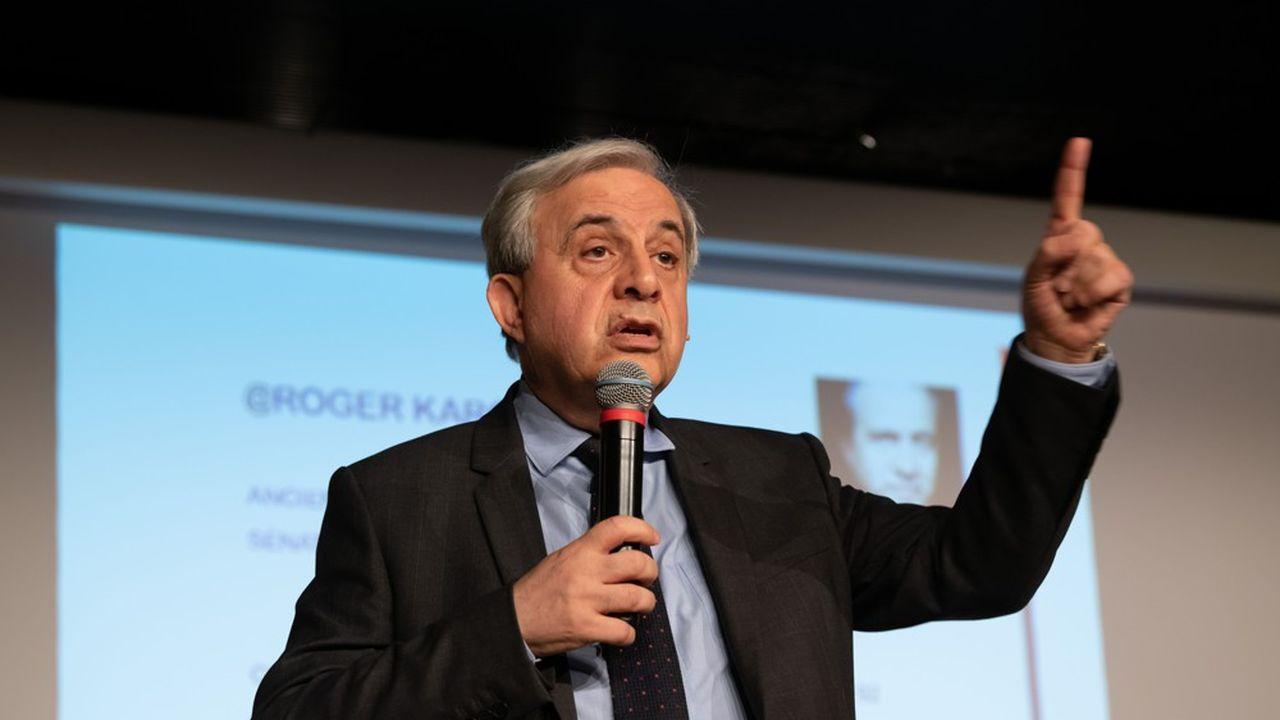 Roger Karoutchi (LR) assurera la fonction de premier vice-président au sein du bureau du Sénat.