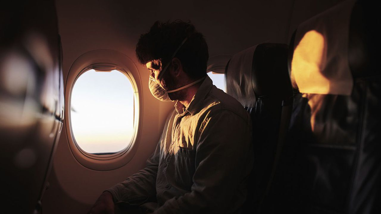 La crise du transport aérien s'avère plus longue et plus profonde que prévu.