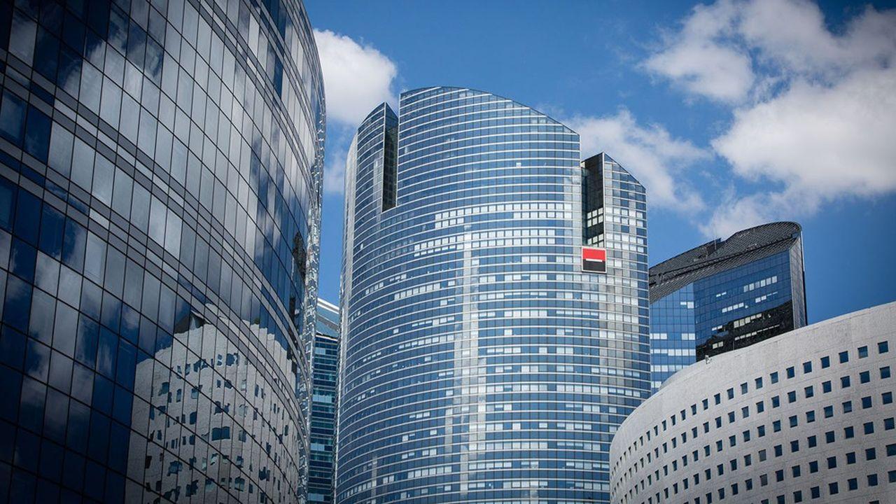 Sogécap, la filiale d'assurance de la Société Générale, s'est portée candidate face à Blackstone pour le rachat des activités d'assurance-vie de Milleis.