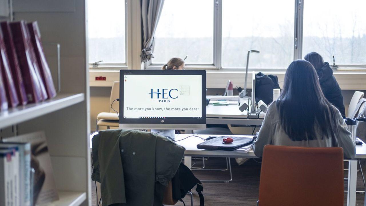 HEC Paris veut rénover son campus et se cherche aussi des locaux dans Paris intra-muros.