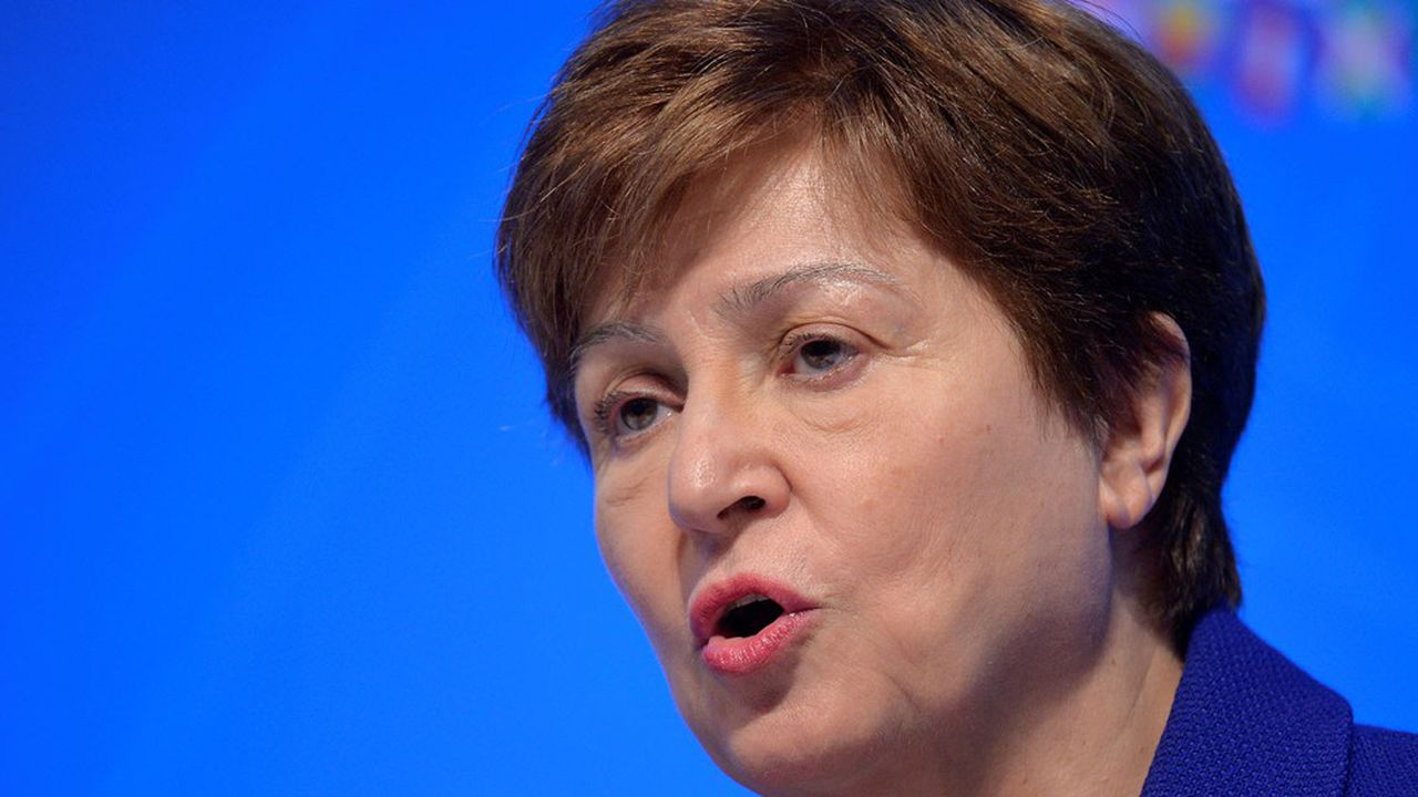 Directrice générale du FMI, Kristalina Georgieva appelle les Etats à investir plus dans les infrastructures et à ne pas relâcher leur effort budgétaire.