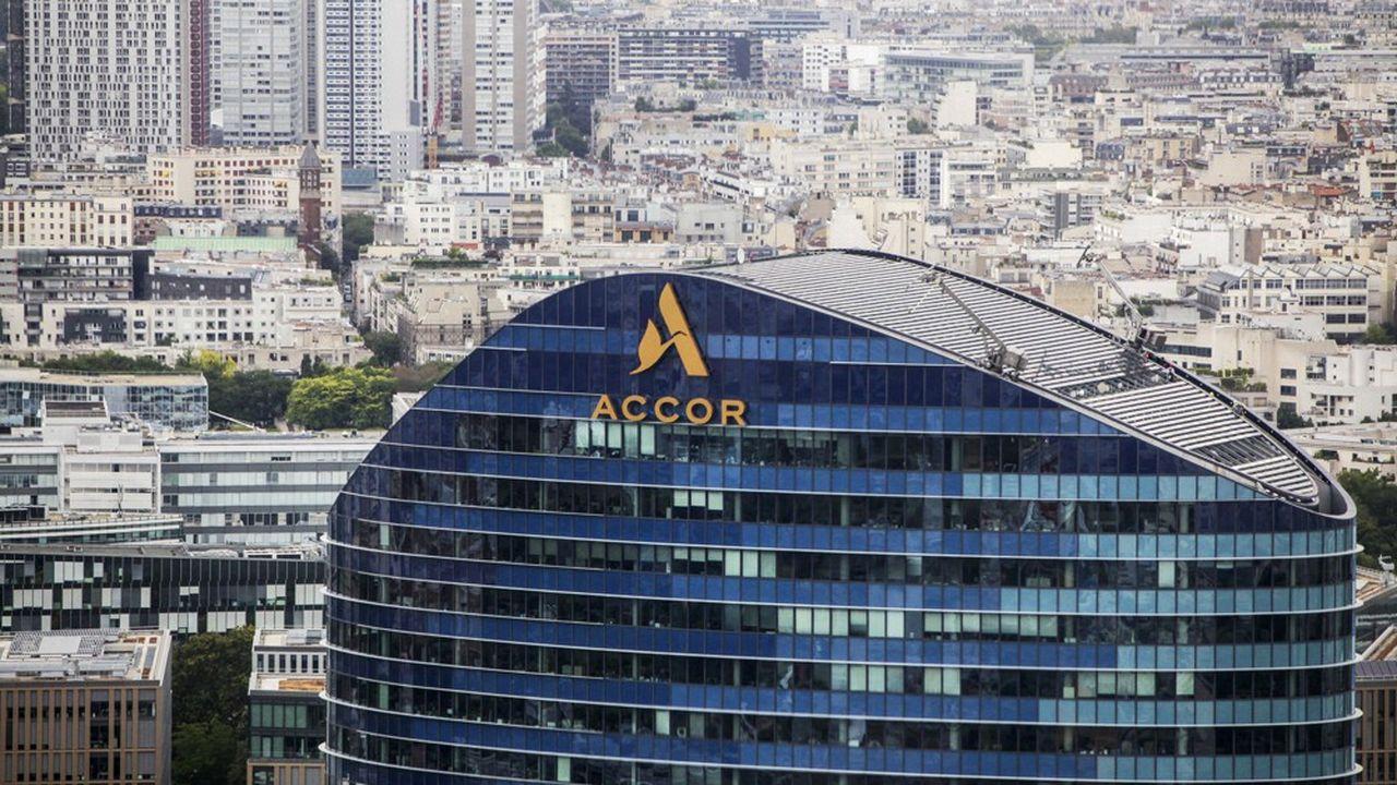 La filiale immobilière à 30% des hôtels Accor a ouvert un mandat ad hoc pour renégocier sa dette de plus de 4milliards d'euros.