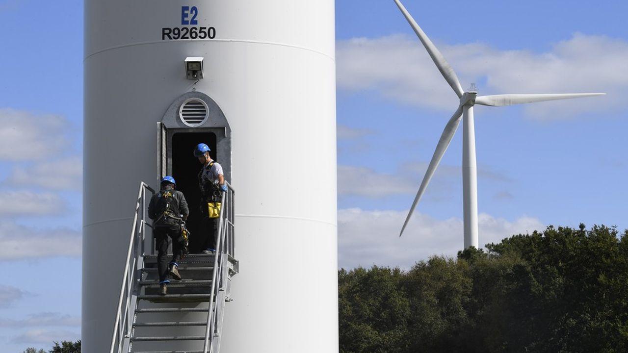 Engie veut se concentrer sur les énergies renouvelables d'une part, les infrastructures gazières et les réseaux urbains de chaleur ou de froid de l'autre.