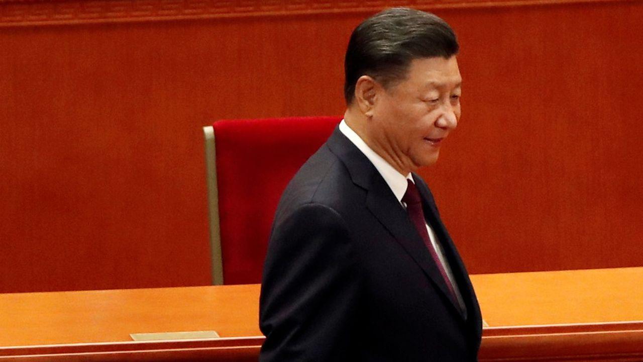 Le président Xi Jinping concentre l'essentiel des critiques de la part des pays étrangers interrogés par PEW Research.