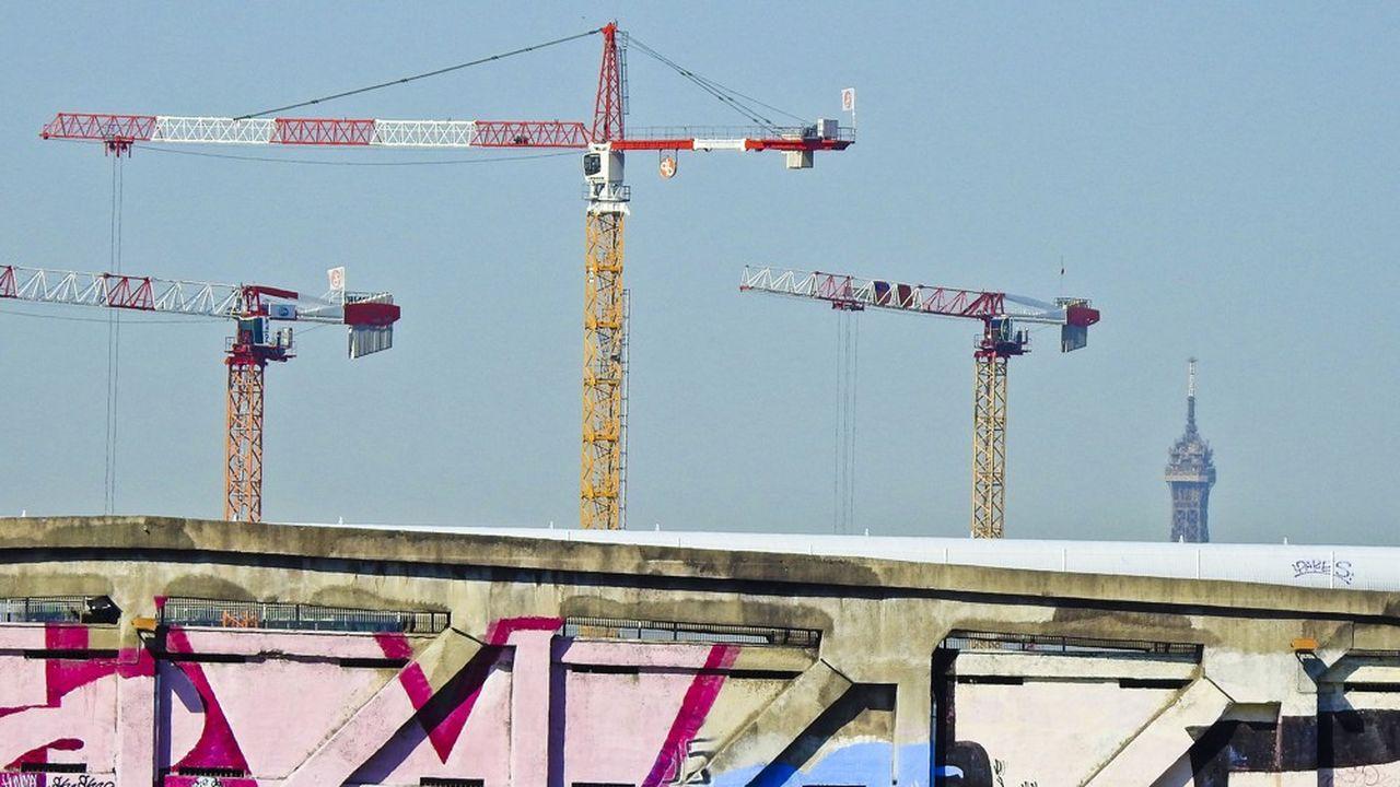 La construction de logements est un domaine crucial pour relancer l'économie française.