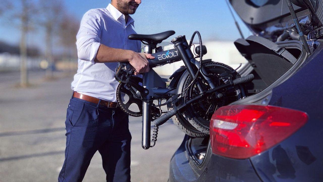 Eovolt a augmenté sa capacité de production de 300 à 1.000 vélos par mois.