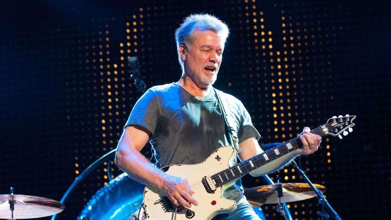 Les parties de guitare d'Eddie Van Halen resteront éternelles.